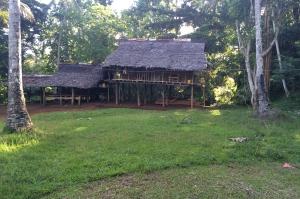 Haus im Dorf